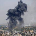 Escalada en Israel: así son disparados los cohetes de Hamas desde Gaza hacia Tel Aviv